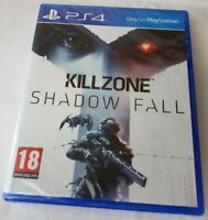 Killzone: Shadow Fall - PlayStation 4 - Brand New and Sealed FAST FREE SHIPMENT