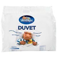 Silentnight 4.5 Tog Hollowfibre Duvet New - Ultra Snug, Soft & Cosy!