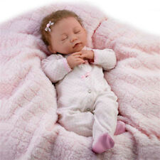 0302186001 Ashton Drake Benjamin Doll Tasha Edenholm Poseable so Truly Real MINT