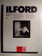 Ilford ISRC31M 30.5x40.6 - RC Deluxe - Fix grade 3 - 50 sheets
