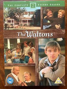 The Waltons Season 2 DVD Box Set Classic US TV Series