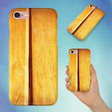 CLOSE UP PHOTO WOODED WOODEN PANEL HARD BACK CASE FOR APPLE IPHONE PHONE