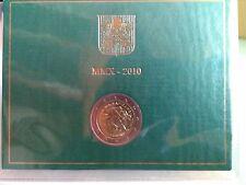 Moneta Commemorativa 2 Euro - Anno Sacerdotale - 2010