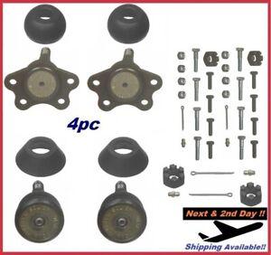 For Chevy GMC C1500 2WD Ball Joint SET Upper + Lower KIT MOOG K6292 K6445