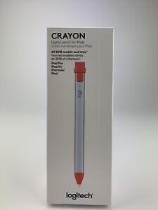 Logitech 914-000033 Crayon Digital Pencil for iPad 6th Generation