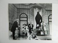 Foto Original Con Paño Marion Collar Teatro Opera Alemania 1977