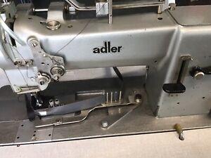 Industrienähmaschine  Adler 167 / Einfasser