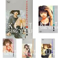 Yesterday o Utatte 1 -11 Japanese comic complete set 2020 anime Sing for Me