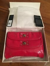 BNIBWT Marc Jacobs Cherry Patent Leather Bag 2 Turn Lock Flaps Harvey Nichols