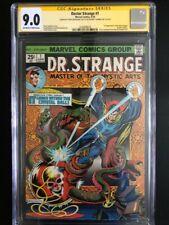Doctor Strange 1  CGC 9.0 SSx2 (Roy Thomas / Steve Englehart)  1st Silver Dagger
