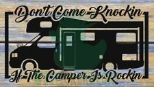 DONT COME KNOCKIN IF THE CAMPER IS ROCKIN VW T4 1.9 2.5 COACH BUILT MOTORHOME