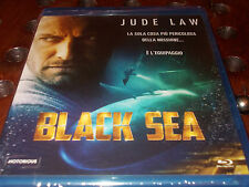 Black sea Blu-Ray ..... Nuovo