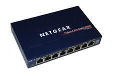 Netgear ProSafe 8 Port Gigabit Switch Model GS108 v3                         *22