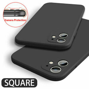 Apple Shockproof Rubber Silicone Cover Case For iPhone 12 Pro Max Mini UK Post
