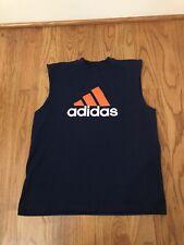adidas mens sleeveless shirt L