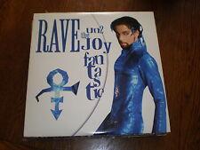Prince LP Rave Un2 The Joy Fantastic PROMO