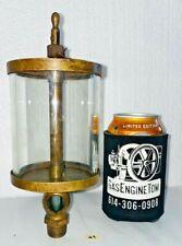 Essex Brass Corp 6 Oiler Hit Miss Gas Engine Steampunk Antique Steam Vintage
