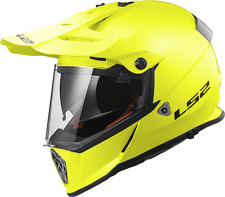 LS2 Helmet Bike Off-road Mx436 Pioneer Gloss Hi-vis Yellow M