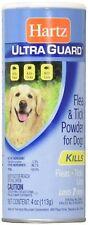Hartz Ultra Guard Flea - Tick Powder For Dogs 4 oz (Pack of 2)