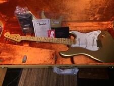 Fender Custom Shop Stratocaster 1956 Relic (Aztec Gold)