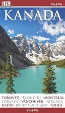 Reiseführer & Reiseberichte über Kanada als Taschenbuch