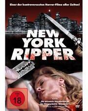 New York Ripper FSK 18 DVD NEU