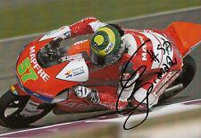 Eric Granado Moto3 Firmado Kalex Ktm Foto 5x7.5 2013 3.