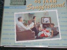 DE PRE HISTORIE (Prehistorie) - 40 JAAR SONGFESTIVAL (2 CD) Eurovision Contest