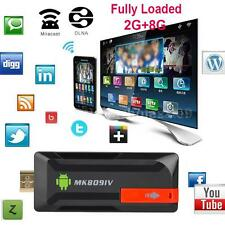 4K MK809IV Android5.1 Smart TV Dongle Stick 2G/8G 1080P Quad Core WiFi DLNA X6Y9