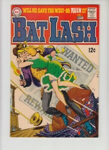 BATLASH  #1 VF/NM
