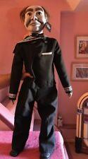 Halloween Trick Or Treat Studios Twilight Zone The Dummy Willie Puppet Prop NEW