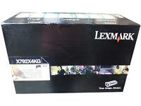 Lexmark X792X4KG X792X2KG X792X1KG Black Extra High Yield Toner Cartridge OEM *