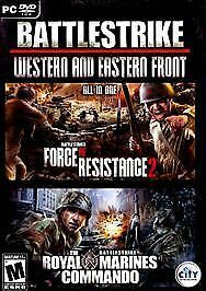 Battlestrike: Western and Eastern Front (PC, 2009)
