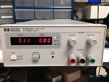 HP E3614A DC Bench Top Power Supply 0-8V, 0-6A