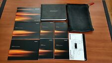 MCLAREN MP4-12C COMPLETE OWNERS MANUAL SET OEM