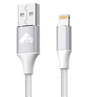 iPhone Charger MFi Certified Aioneus Fast iPhone Charger Cable 2M Lightning Lead