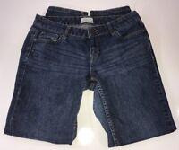 Aeropostle Bayla Skinny Curvy Size 9/10 Short Low Rise Medium Wash Jeans 31x29