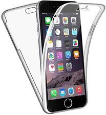FUNDA 360º DOBLE TRANSPARENTE PARA iPHONE 6 / 6S / 7 / 8 / Plus , Alta calidad