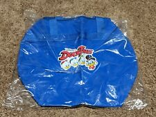 New Vintage Disney DuckTales Duffle Bag Blue Collectible Free Shipping!