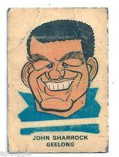 1968 Sun Valley Twisties John SHARROCK Geelong  (You Will Receive) ****