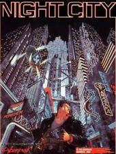 Cyberpunk RPG - Night City