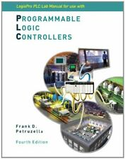 Logixpro Plc Lab Manual  by Frank Petruzella