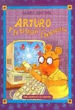 Arturo y el Desastre de la Computadora / Arthur's Computer Disaster-ExLibrary