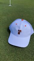 FRANK THE TIGER WHITE TIGER WOODS CUSTOM HAT SNAPBACK