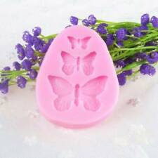 Butterfly Fondant Cake Decorating Cookies Cutter Plunger Sugarcraft Mold Tool
