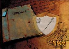 Grimm 2013 Prop Card GRP-11 Murccielago Page