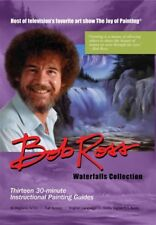BOB ROSS THE JOY OF PAINTING WATERFALLS COLLECTION New 3 DVD Set 13 Episodes