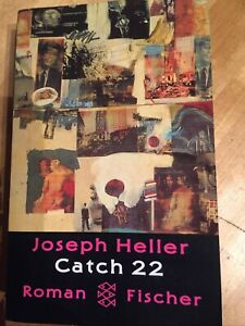 Catch 22 , Joseph Heller , Roman Fischer Taschenbuch , 1994
