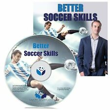 Improve Your Soccer Skills CD + FREE MP3 VERSION feel more confident