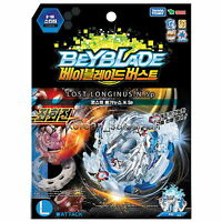BEYBLADE BURST B-66 STARTER LOST LONGINUS.N.Sp/ Left Spin Takara Tomy Kids Toy